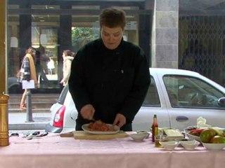 mementoNET Recetas rápidas Steak Tartar