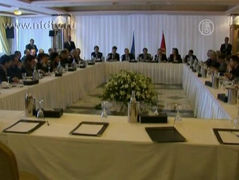Пан Ги Мун прибыл с визитом в Тунис