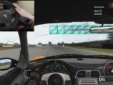 Forza Motorsport 3 - Porsche 911 GT3RS on Silverstone with Fanatec Porsche 911 GT2 Wheel