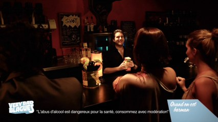 Very Bad Blagues Quand on est barman