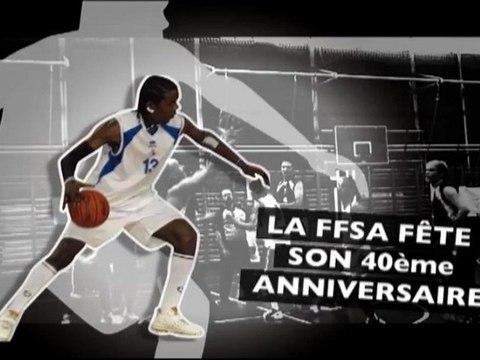 FFSA - Sport Adapté - Teaser 40 ans