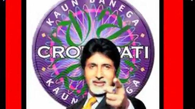Big B Replaces SRK In Kaun Banega Crorepati! - Bollywood News