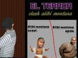 El terror - Le rap vois gros ( clash alibi montana )
