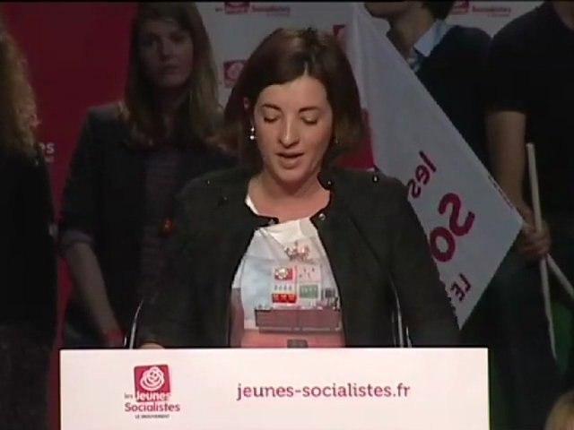 """Discours de Laurianne Deniaud au forum """"2012, Génération Changement"""""""