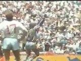 Maradona  main de dieu (Angleterre - Argentine) Mexico 1986