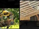 Scierie de bois durs fabrique de parquets massifs - M D N In