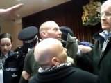 Lawful rebellion in action in Birkenhead 7th March