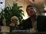 Vincent Peillon vient soutenir Denis Peschanski