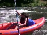 Rogue River Rafting 1-day Section in Souther Oregon with Orange Torpedo Trips