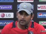 MS Dhoni DEFENDS Yuvraj Singh at ICC Cricket World Cup 2011 !!!
