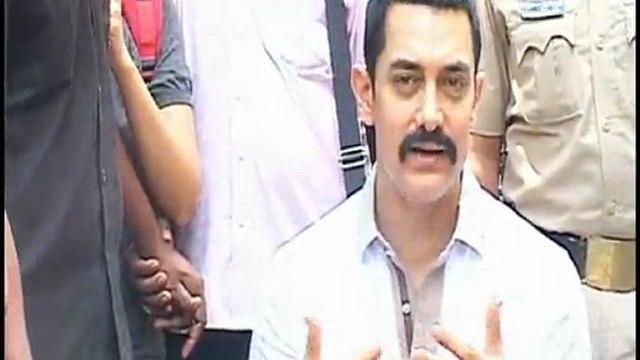 Aamir Khan Celebrates His 46th Birthday