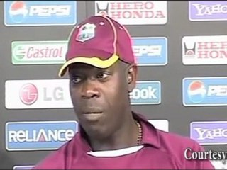 """""""West Indies can BEAT India at ICC Cricket World Cup 2011"""" Ottis Gibson"""