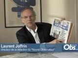 """Appel du """"Nouvel Obs"""" :  Laurent Joffrin répond au Figaro"""