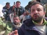 Rebeldes libios piden más ataques aéreos del la coalición