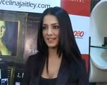 Celina Jaitley launched her website