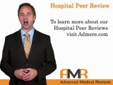Advanced Medical Reviews | Hospital Peer Review