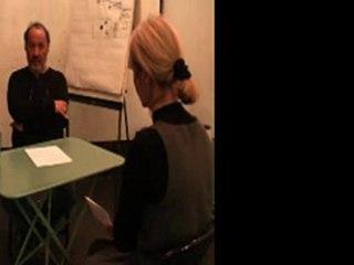 Y-a t'il des obstacles à un travail d'arthérapie?  12/12 video de l'atelier vert lumiere