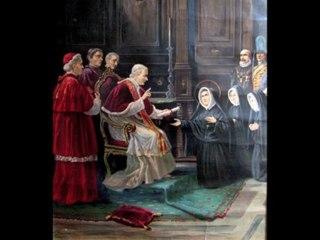 La vida de Santa Madeleine Sophie Barat (en español)