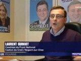 Cantonales 2011 - Creil Nogent sur Oise