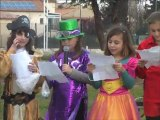 carnaval des écoles - jugement et fin de Bonhomme Carnaval