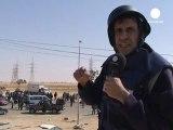 euronews Libya'da direnişin ön cephesi Ecdebiye'de