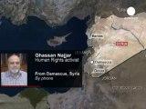 Syrie : la contestation s'étend et la répression se...
