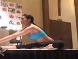 Japanese Girl's Yoga