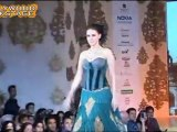 Celebs walk the ramp @ Mijjan Fashion Show !!