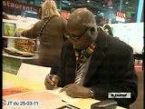 Les écrivains congolais au salon du livre de Paris