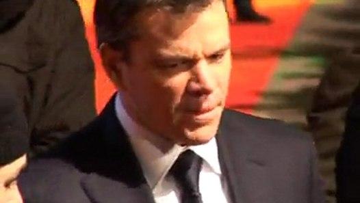 Matt Damon on nude scenes with Michael Douglas: Hes a
