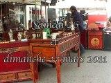 Antiquités et brocante à Vincennes le 26 et 27 mars 2011