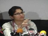 Kiran Rao At 'Dhobi Ghat' Press Meet