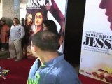 Very Hot Vidya Balan &Rani Mukherjee In Hot Red Dress At premier Party