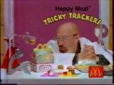 Publicité Mc Donald's 1995