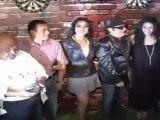 "Very Hot Photo shoot Of Mahi & Mona At ""Utt Pataanng"" First Look Launch"