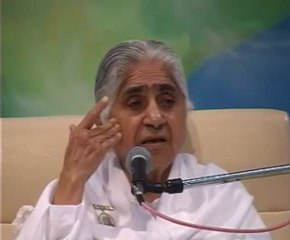 Video 76.March.17 .2011.(Celebrating 95 Years Of Dadi Janki ji)