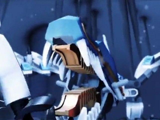 [ITA] LEGO Ninjago - Ice Dragon