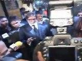 Amitabh Bachchan & Aishwarya Grace The 56th Filmfare Awards Night 2011