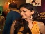 "Very Hot Aditi Rao Says I Didn't Count My Smooches At Preview""Ye Saali Zindagi"""