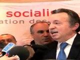 Elections cantonales : discours de JN Guérini au soir du 2nd tour
