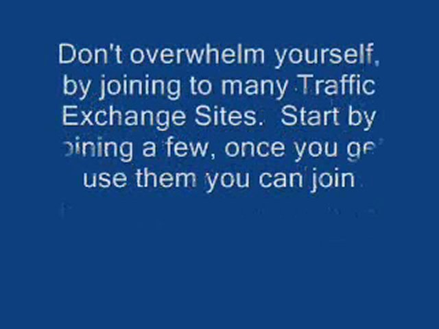 Best Traffic Exchange Sites