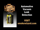 Vacuum Leak Automotive Emission Detection Machine Find Vapor Leaks Smoke Wizard Video