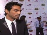 Handsome Arjun Rampal  At The Global Indian Film & TV  Honours Awards