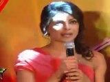 "Very Hot Priyanka Chopra In Killer Hot Dress At ""7 Khoon Maaf"" Promotional Event"