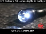 Most Lumens Flashlights - Watch the 6PX Tactical Video!