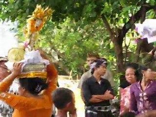 Ngaben, Crémation, Bali. part 2