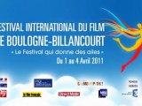 Le Film Français partenaire du festival international du film de Boulogne-Billancourt