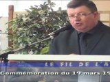 FDL-Sallaumines - commémoration du 19 mars