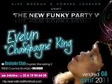 Evelyn Champagne King - Concert En Belgique - Vendredi 08 Avril 2011 - The New Funky Party 5 !!!