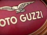 Moto-Guzzi Stelvio 1200 8V modèle 2011.